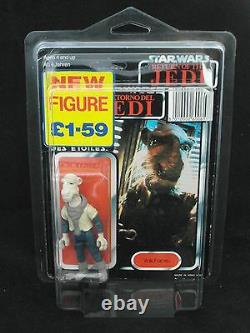 100 x Protech Star Case New & Vintage Style Star Wars / GI Joe Carded Figures