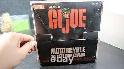 1960s GI Joe BOXED Irwin Motorcycle and Sidecar
