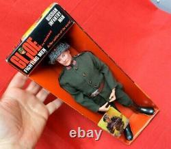 1964 Vintage Gi Joe Joezeta 1966 Sotw #8202 Russian Soldier Original In Box