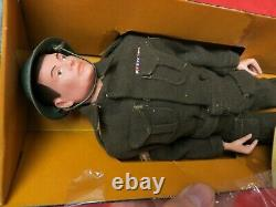 1964 Vintage Gi Joe Joezeta 1966 Sotw #8204 British Soldier Original In Box