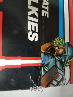1983 GI JOE DUKE unopened sealed bubbled redback mail away figure + bonus