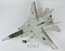 1983 GI Joe SKYSTRIKER XP-14F withPilot ACE Near Complete