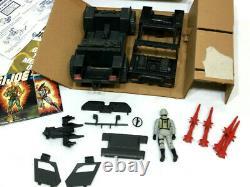 1984 Hasbro GI Joe ARAH Cobra Stinger Jeep Boxed Complete Driver Instructions