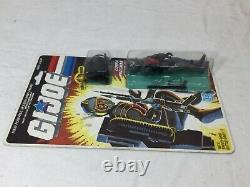 1985 Hasbro GI Joe ARAH Cobra EELS Frogman Figure MOC Carded Sealed MOSC
