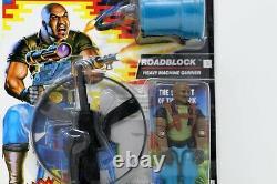 1991 Hasbro Gi Joe Roadblock With Launcher Moc