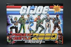 2017 Hasbro GI Joe Con Convention BF Battle Force 2000 15 Figure Box Set JoeCon