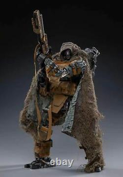 5Zerotoys Mecha 1/18 Scale Mecha Legion-Fear IV Sniper Gi joe acidrain joytoy