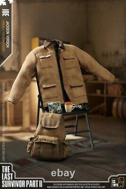 CCTOYS 1/6 JOE Male Action Figure Set The Last of Us Last Survivor 2 DOLL Toy