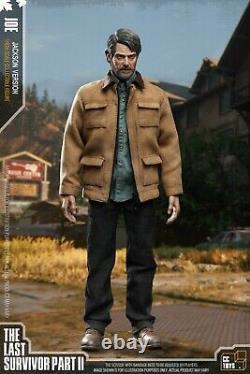 CCTOYS 1/6 JOE Male Action Figure Set The Last of Us Last Survivor 2 Model Toy