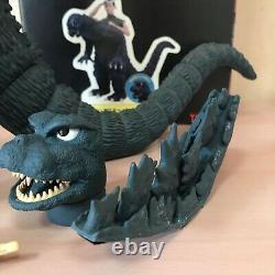 Combat Joe Costume Godzilla DX G. I Joe 1984 Takara Real Action Figure withBox USED