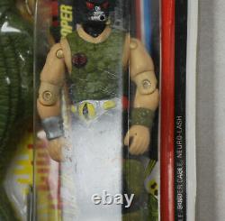 Croc Master 1987 Hasbro GI Joe Cobra NEW ORIGINAL UNOPENED SEALED