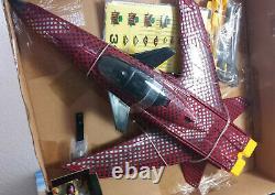 G. I. JOE COBRA 25th ANNIVERSARY HASBRO PYTHON PATROL CONQUEST X-30 VIPER TARGET