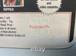 GI Joe ARAH 1992 Funskool Superhero Complete With Card And Bubble (India) RARE