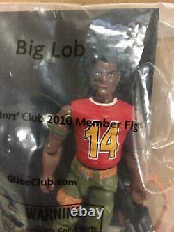 GI Joe ARAH Exclusive Big Lob 2010 Collectors Club Sealed MINT