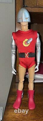 GI Joe AT Bulletman Custom With Box 1975 Adventure Team