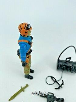 GI Joe/Action Force, Tiger Force Hit and Run 1990, 100% COMPLETE, 1980s