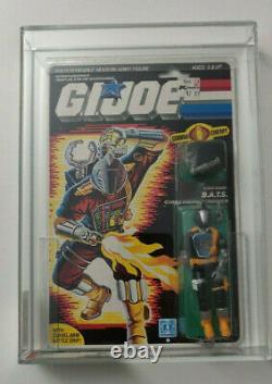 GI Joe B. A. T. S. 3.75 ARAH Action Figure AFA 80 (1986) HASBRO bat bats cobra mib