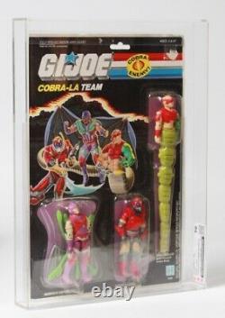GI Joe COBRA-LA TEAM Golobulus Nemesis Royal Guard, CAS GRADED 70 AFA