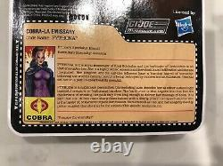 GI Joe Collectors Club Exclusive Pythona Action Figure Carded NEW In US