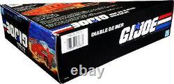 GI Joe Devilfish, Vintage 1986, Collectible, New! Mint in Sealed Box! AFA IT