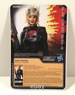 GI Joe FSS 6.0 Vorona carded figure 4 Club Convention exclusive Oktober Guard