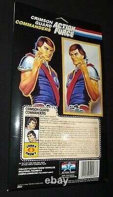 GI Joe G. I. JOE Action Force Tomax Xamot MOC sealed MOSC UK Euro variant original