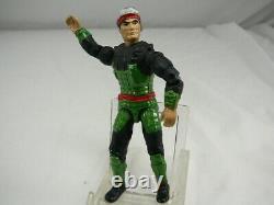 GI Joe Prototype Budo Unproduced Ninja Commando Painted Hard Copy Rare Vintage