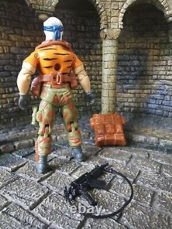 Gi Joe Action Force European Exclusive Tiger Force Outback Survival