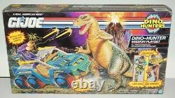 Gi Joe Cobra 1993 Dino Hunters Boxed Set Tru Exclusive Misb Sealed Unused