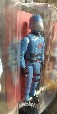 Gi Joe Movie Cobra 1983 1987 Cobra Commander Custom 4 Pack Figure Set On Card