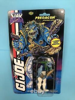 Gi Joe Star Brigade Predacon Figure 1994 Moc