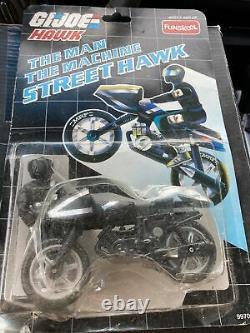 Gi Joe Street Hawk Fun Skool