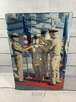 Gi joe salute to the chiefs New In Box Missing Outside Cover