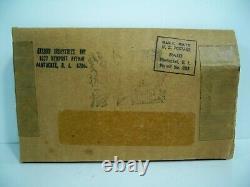 K21i05245 DUKE MAIL AWAY SEALED BAG With FLAG DECAL FILE CARD GI JOE 1983 VINTAGE