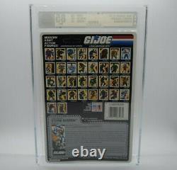 New Vintage Hasbro GI Joe Storm Shadow Action Figure 1988 Graded AFA 85 85/85/85