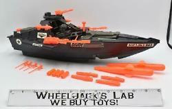 Night Force Night Ray Boat Ship GI Joe TRU Exclusive 1985 Hasbro Vehicle Vintage
