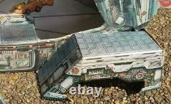 Original 1982 GI JOE Rare MISSILE COMMAND HEADQUARTERS Sears Exclusive ARAH WOW
