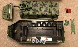 Palitoy Action Force ATC Armoured Troop Carrier With Box With Instr GI Joe