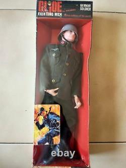 Rare Mint 1966 Hasbro Gijoe Gi Joe #8200 Sotw German Soldier Of The World Nazi