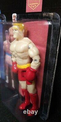 Rocky 4 Custom Figure Set In Vintage Gi Joe Arah Action Figure O-ring Style