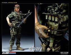 SDCC Exclusive Sideshow Green Beret Lieutenant Falcon GI JOE