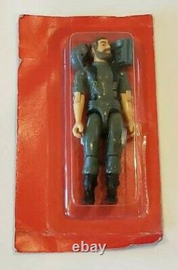 Sealed GI Joe 1982 Breaker Straight Arm Figure SEARS JC PENNYS Hasbro RED CARD