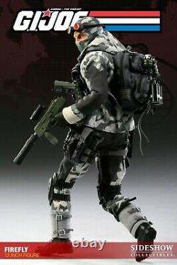Sideshow Collectibles G. I. Joe Firefly Exclusive Version 1/6 Scale Figure MIB