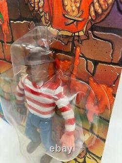 Sungold Monster Sharp Hand Joe Toy Figure Freddy Krueger Nightmare Elm Street KO