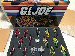 TIGER FORCE VS IRON GRENADIERS GI Joe 2015 Convention Boxed Set Hasbro Cobra NEW
