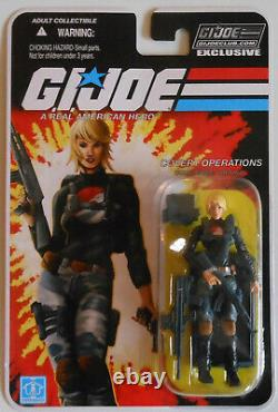 VORONA GI Joe Cobra FSS 6.0 MOC GI Joe Club Exclusive