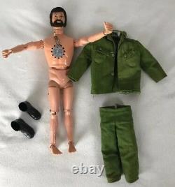 Vintage 1964 Gi Joe - Adventure Team Talking Commander Figure Hasbro