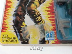 Vintage 1985 Hasbro GI Joe ARAH Cobra BEACH HEAD Ranger on Original Card READ