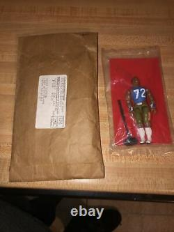 Vintage 1987 GI Joe The Fridge SEALED POLYBAGGED Mail-In Figure Complete