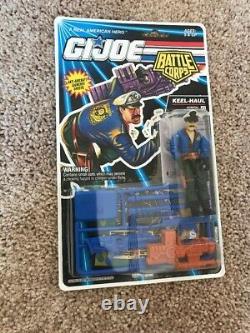 Vintage 1992 GI JOE BATTLE CORPS, VIPER, COBRA EEL, FIRE FLY Case Of 36 WOW